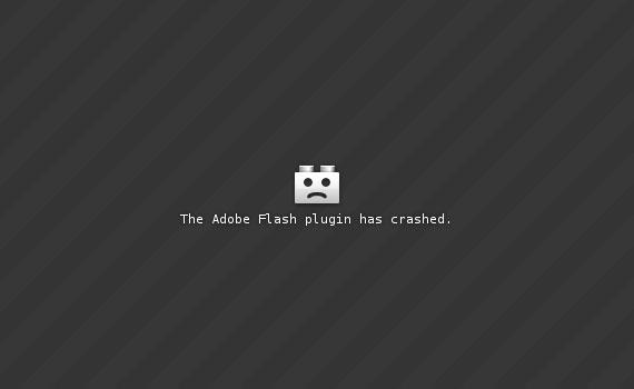 adobe-flash-crashed